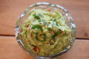 Guacamole - proppfull av næring og gode smaker!