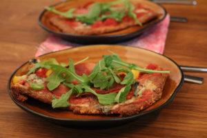 Nydelig pizza!