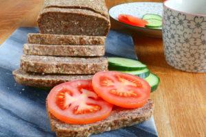 Nystekt og kjempegodt brød :-)